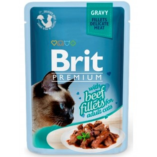 Brit Cat, govedina,85g