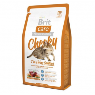 Brit Care Cat CHEEKY, 7kg