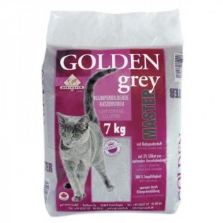 Posip za WC Golden Grey, 7kg