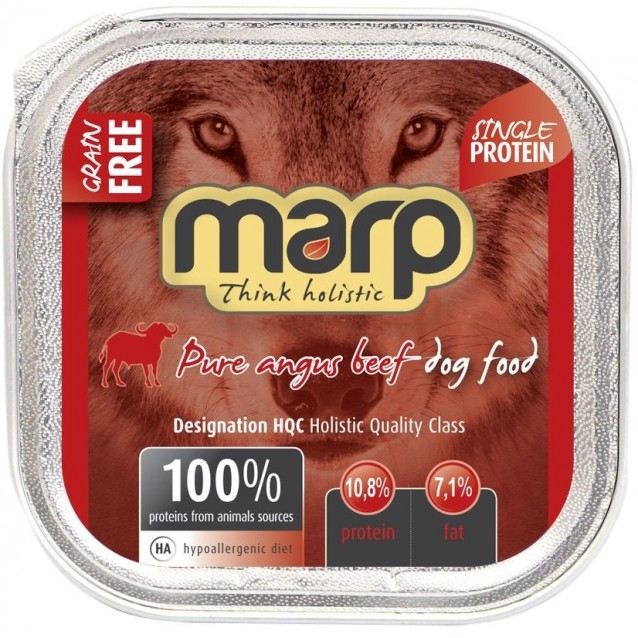 Marp Dog  - Angus govedina - 100g