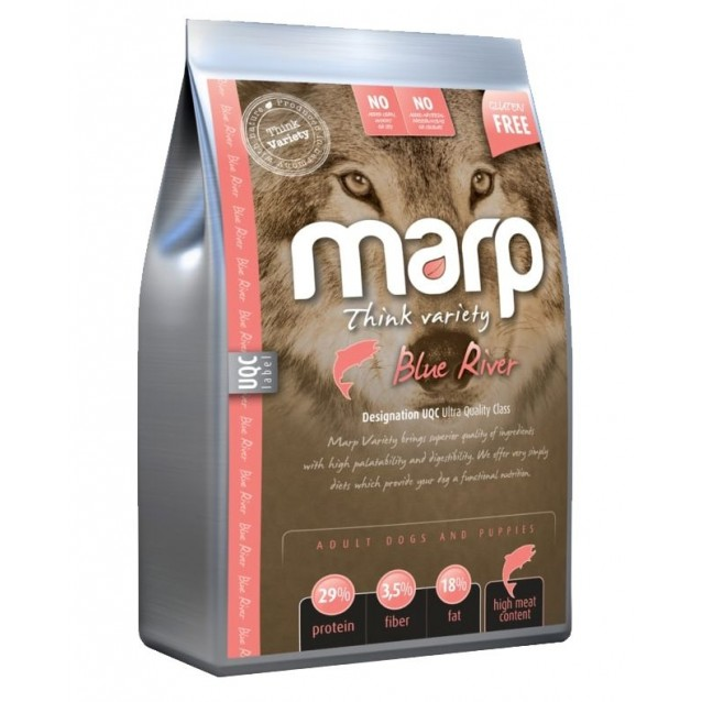Marp Variety Dog Blue River - Losos - 12kg