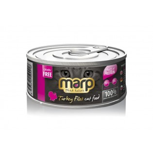 Marp Cat Filet, puran, 70g
