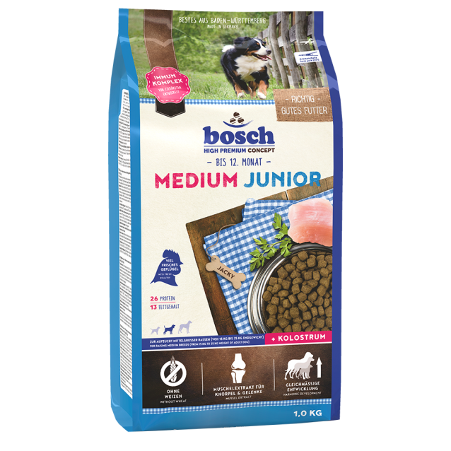 Bosch Junior Medium - 1kg