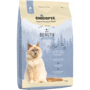 Chicopee CNL Cat Adult Beauty - losos - 1,5kg