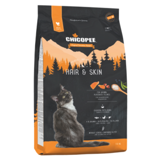 Chicopee HNL Cat - dlaka in koža - 1,5kg