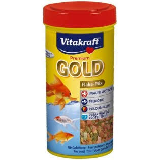 GOLD flake mix hrana za ribe 1000ml