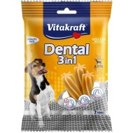 Poslastica DENTAL STICK 2v1 small 120g/7 kos