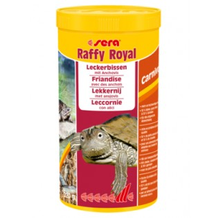 RAFFY Royal hrana želve, plazilce 1000ml