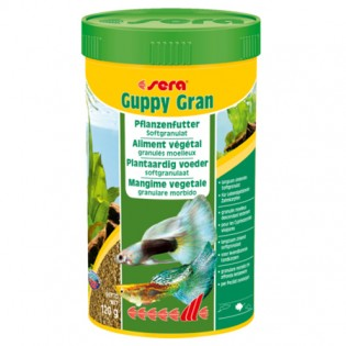 Sera Guppy Granulat - 250ml