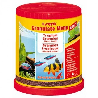 Sera Granulat Menu - 150ml